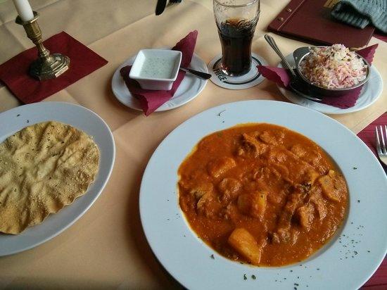 Taj Mahal: Mittagstisch