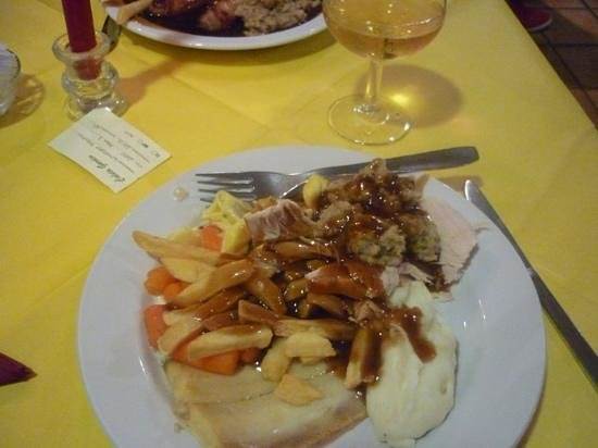 Caleta Garden : good food