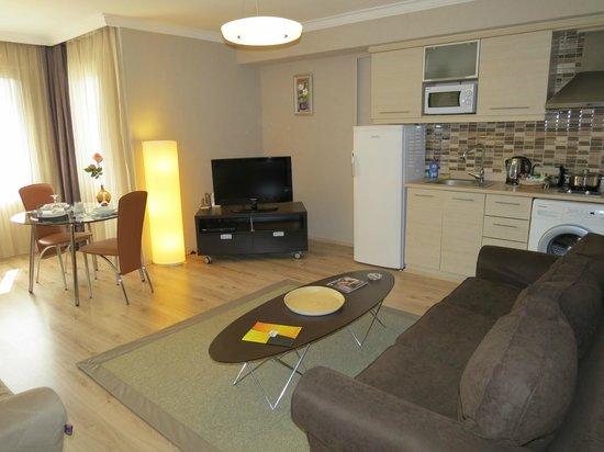 Tempo Residence Comfort: Living Room