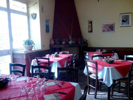 Milo, İtalya: La sala camino
