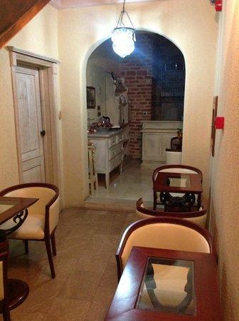 Villa Duomo: Столовая для завтраков