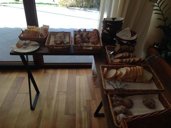 Hotel Pollinger: pane per colazione