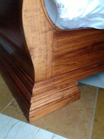 Villa Duomo: Кровать не срипучая