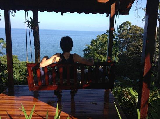 La Paloma Lodge: Overlook at La Paloma