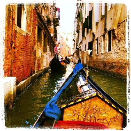 Hotel Violino d'Oro: Venice Canal Trip - a must !