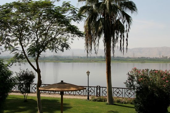 Mercure Luxor Karnak: The stunning Nile