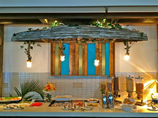 Pullman Port Douglas Sea Temple Resort & Spa : Breakfast