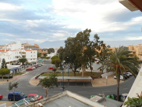 Playacapricho Hotel : Sierra Nevada