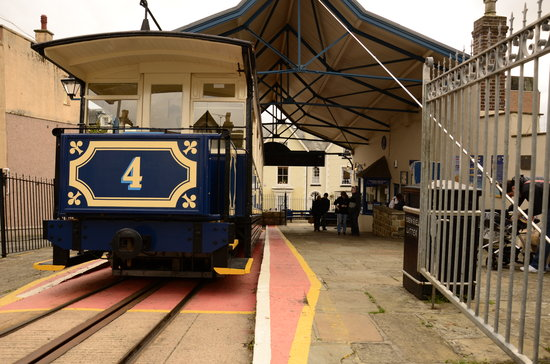 The Broadway Hotel : Great Orme Tramway