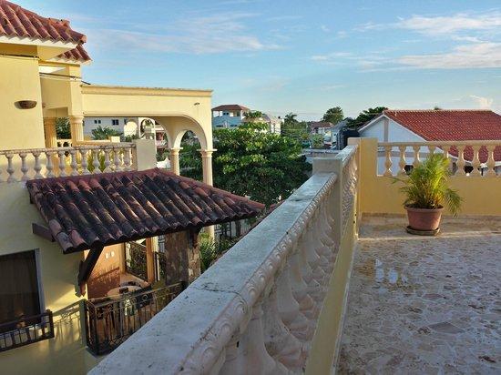 Villa Baya Aparta-Hotel: Quarto com vista