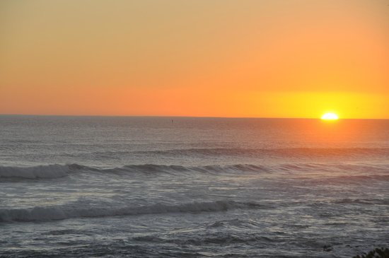 Sea Notes: Sunset