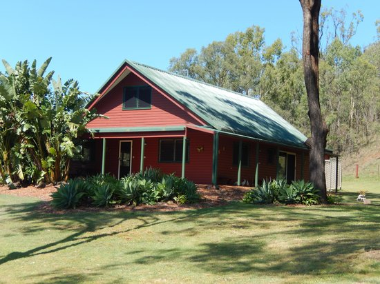 The Red Cottage Picture Of Destiny Boonah Eco Cottages