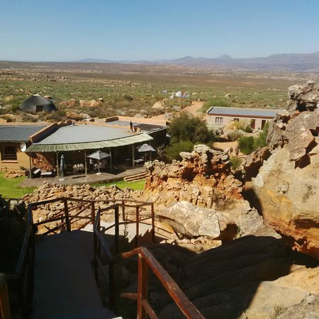 Kagga Kamma Nature Reserve: On top of the world