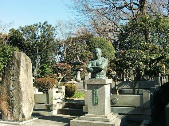 Ota, Japan: 力道山のお墓