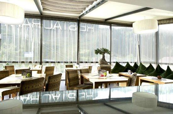 Hotel Florian: Lounge Bar