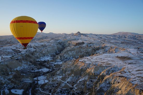 Discovery Balloons: belle vue