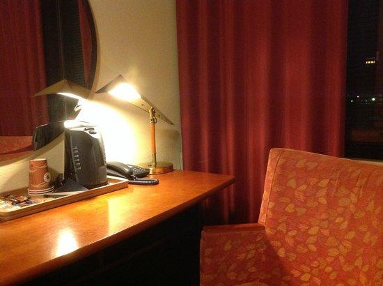 Original Sokos Hotel Lappee: Working table..
