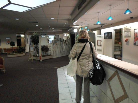 Ibis Toulon La Valette : La hall