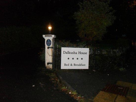 Dalkusha House: Ingresso