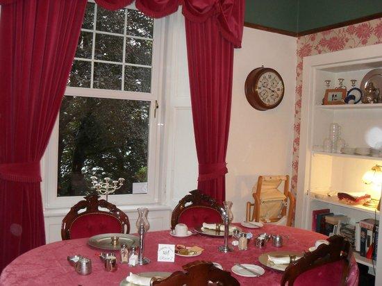 Dalkusha House: Sala colazione