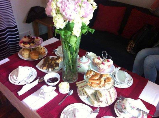 Gabriels Coffee Lounge: Afternoon Teas @ Gabriels