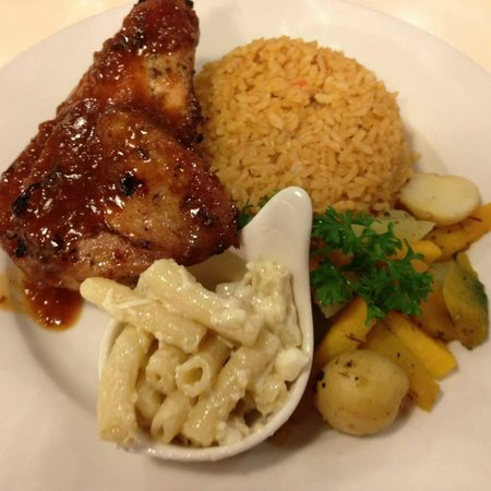 Almon Marina: Roast Chicken