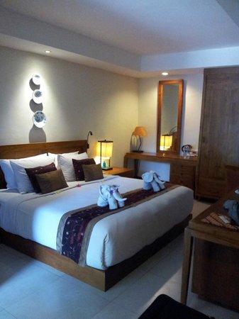 Rama Garden Hotel Bali: Bedroom Room 106