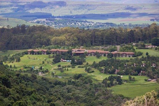 Drakensberg Sun Resort: View of the hotel