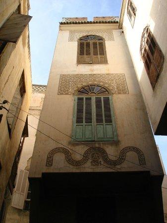 Fez Mellah : La Moschea restaurata (Mellah di Fes - Quartiere ebraico)