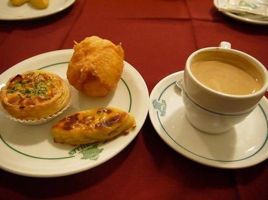 Pastelaria Versailles: お値段もリーズナブル