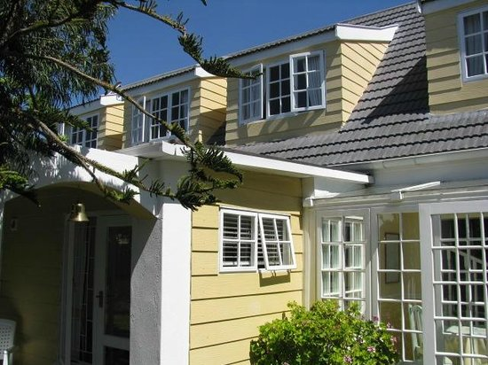 Birkenhead Manor Boutique Guest House: garden rooms