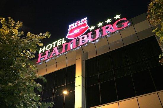 BH Hotel Hamburg: Exterior View