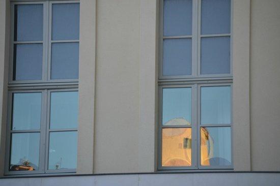 InterContinental Marseille - Hotel Dieu : Soleil!