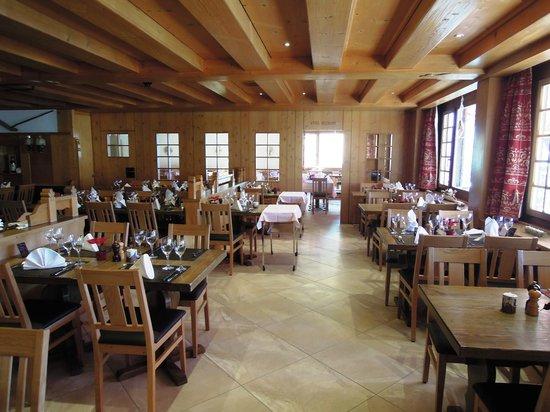 Hotel Vorab: Restaurant neu