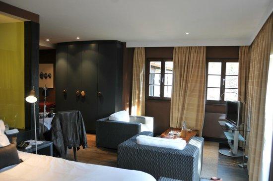 Hotel Le Moulin : Chambre les berges