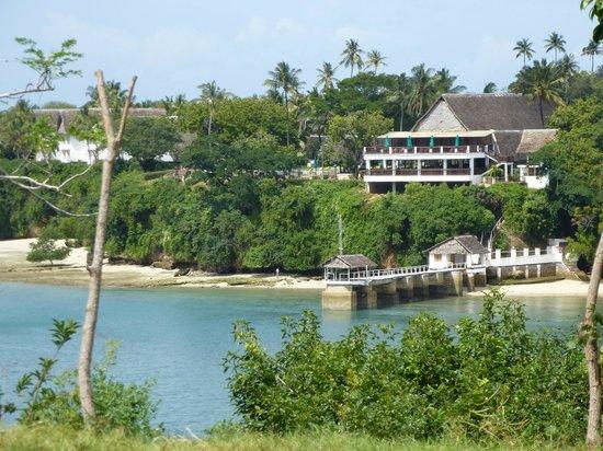 Kilifi Bay Beach Resort: KLIFFI