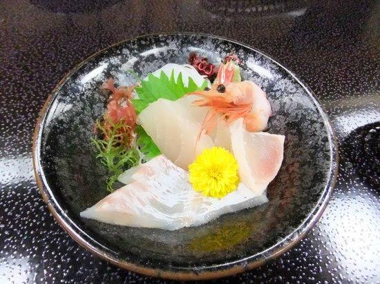 Yamamotoya: Sashimi