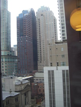 Holiday Inn Express Hotel Cass: view