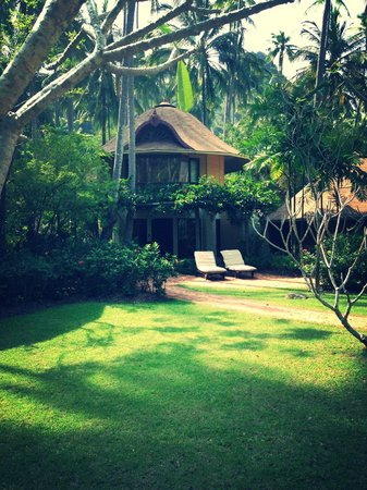 Rayavadee Resort: our villa
