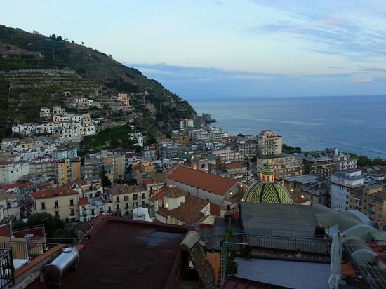 B&B Palazzo Cocò: View from the balcony