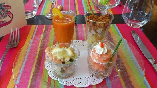 Hôtel Restaurant Le Martagon : nos spécialités culinaires