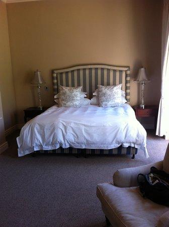 L'Ermitage Franschhoek Chateau & Villas: Bedroom