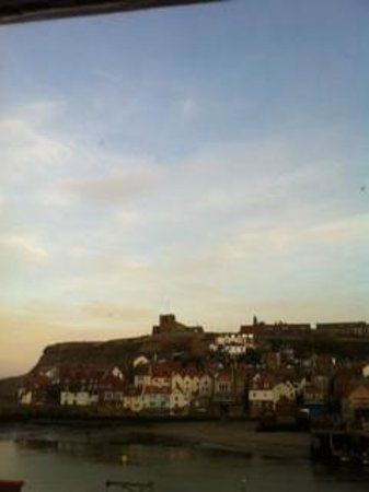 The Pier Inn Whitby: Views over the Harbour