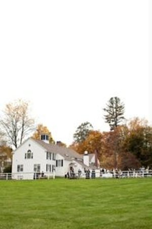 Quechee Inn At Marshland Farm: The Inn