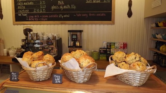 The Olive Tree Cafe: Home baking