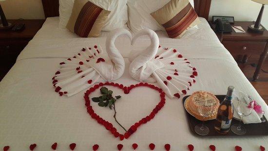 Saem Siemreap Hotel: Honeymoon package