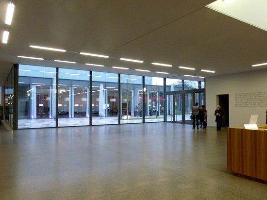 Museum Folkwang: Hall de entrada