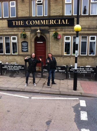 The Commercial, Real Ale House & Wine Bar