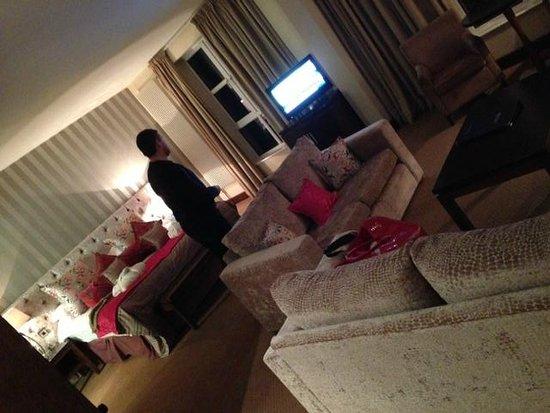 Redcastle Hotel: Suite 402