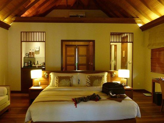Baros Maldives: villa